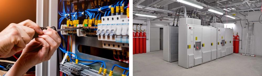 instalacje i sieci elektryczne
